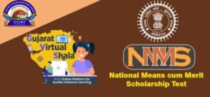 NMMS Online Class By Gujarat Virtual Shala