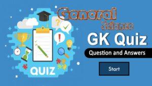 GK Pdf In Gujarati 1 - General Science