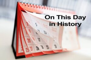 Today In History - 18th February Events