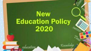 Gujarat Shikshan Seva Varg 2 Material   New Education Policy 2020