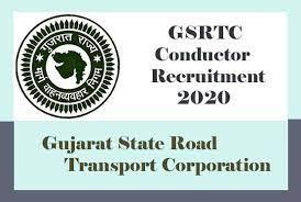 GSRTC Conductor Recruitment 2021