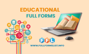 Educational Short Forms